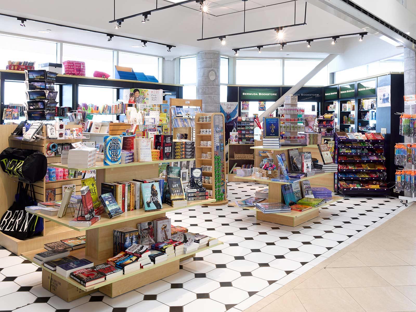 Bermuda Book Store   Skyport - Bermuda L. F. Wade International ...